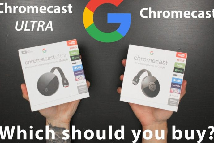 Chromecast vs Chromecast Ultra: Which Is Better? Detailed Comparison!