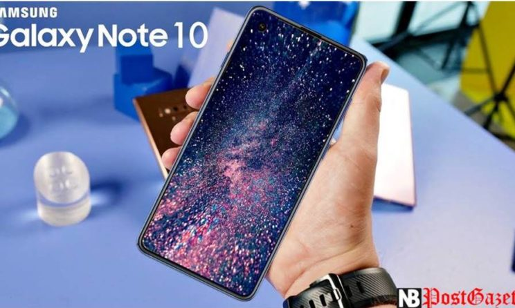 Samsung Galaxy S10 Allegedly Leaks In Photos With Infinity O Display