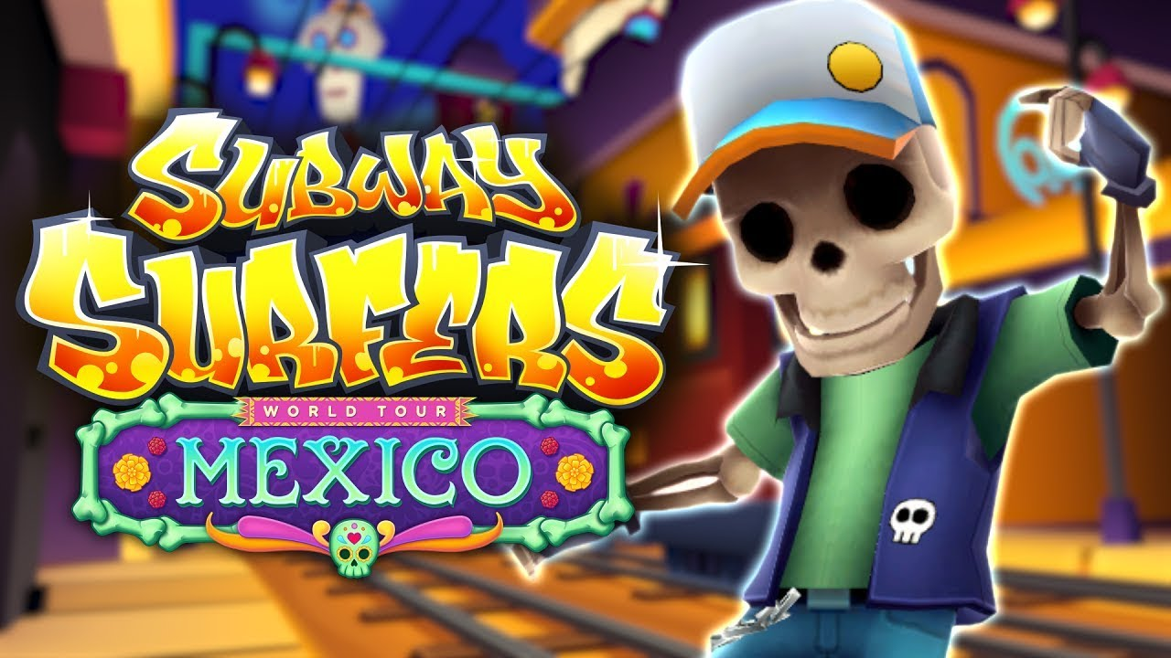 Subway Surfers Download & Install For Android Latest Version