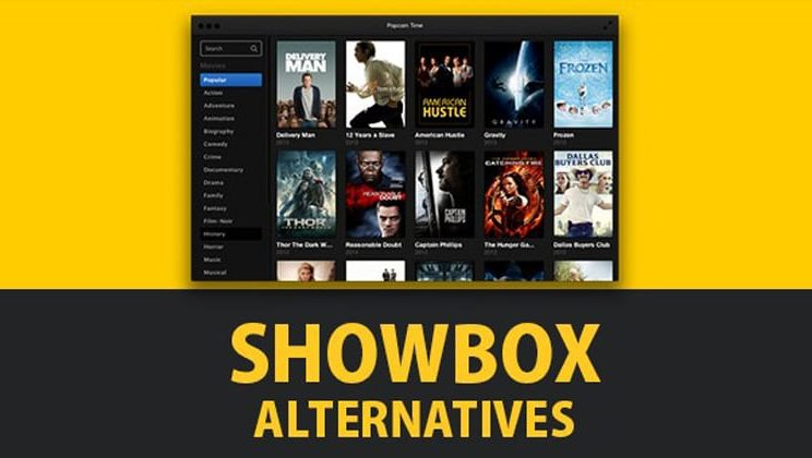 5 Best Alternatives Of The ShowBox App : Similar Apps Like Showbox