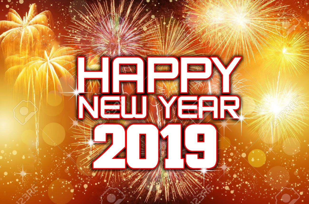 happy new year wishes messages wallpapers whatsapp status dp 2019