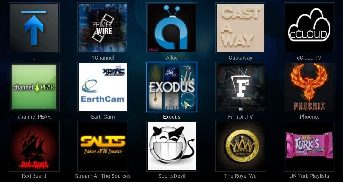 7 Best And Most Popular Kodi Addons
