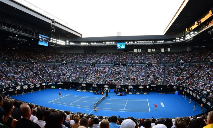 All top players set for Australian Open in January