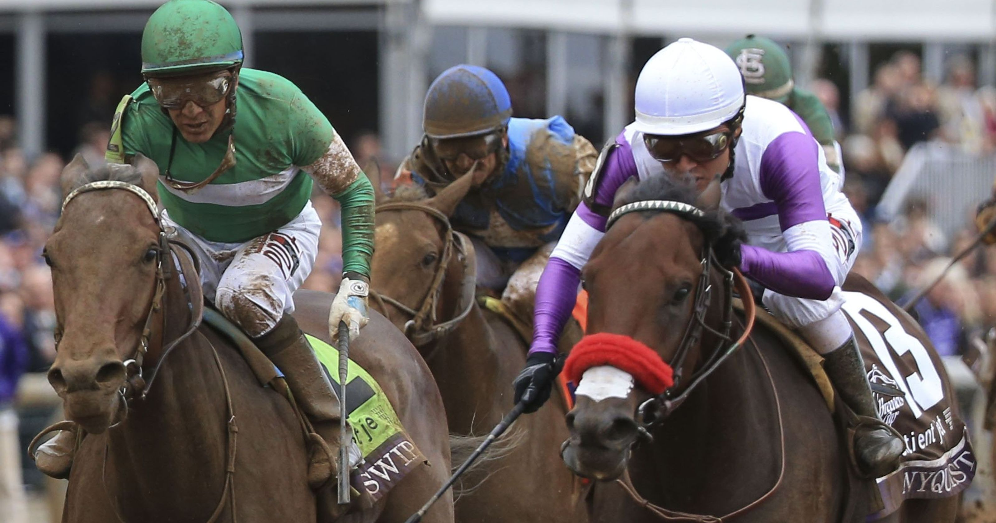 Check Kentucky Derby Future Wager 2019 Pool 1 Odds And Entries