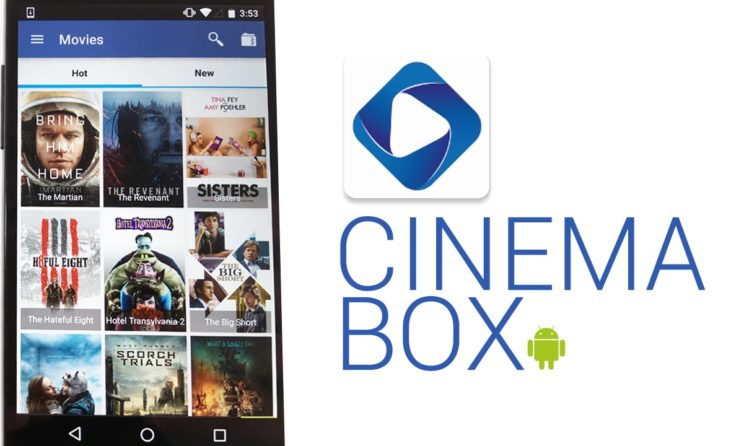 Download And Install Cinema Box Apk For Android Devices