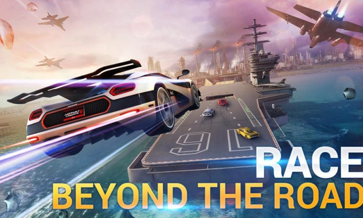 Download Asphalt 8 Mod Apk Latest Version: Get Unlimited Credits