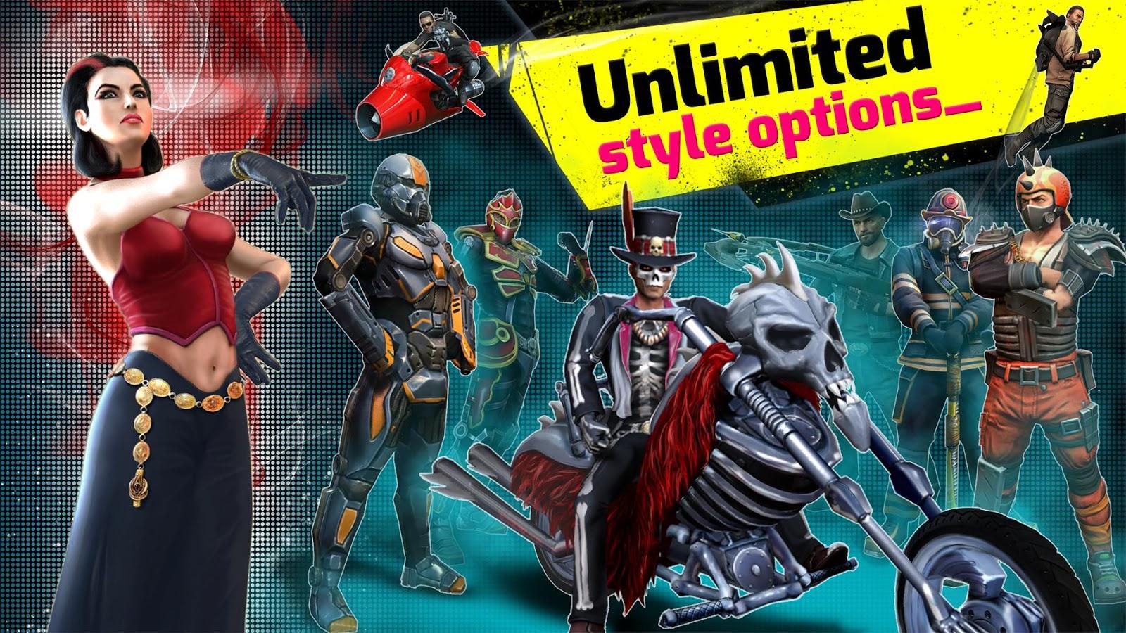 Download Gangstar Vegas Mod Apk Latest: Get Unlimited Diamonds