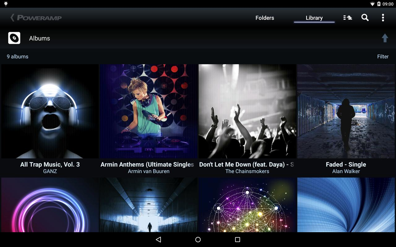 Download Poweramp Apk Latest Version For Android Devices