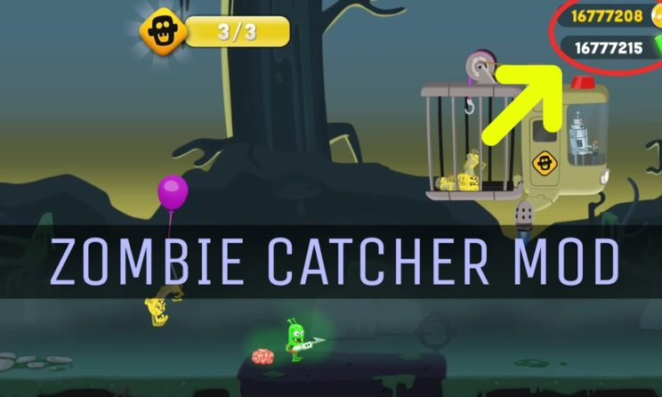 Download Zombie Catchers Mod Apk: Get Unlimited Money And Gadgets