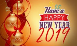 Happy New Year 2019: Best Wishes Images Quotes Messages To Share On Facebook & WhatsApp!