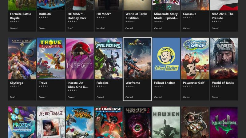Here Are The List Of Best Xbox One Games Available For You