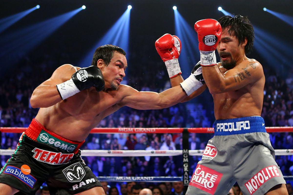 Here Are The Top 10 Best Pound-For-Pound Boxers List