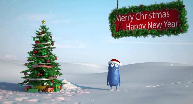 Merry Christmas And Happy New Year Pictures Download