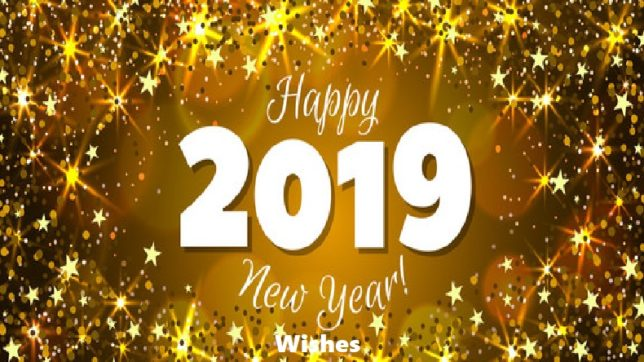 Happy New Year 2019; Wishes, Status, & Messages for WhatsApp, Instagram, & Facebook!