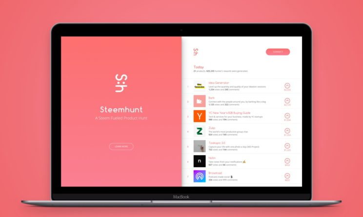 SteemHunt Review: How You Can Earn Money Using It?