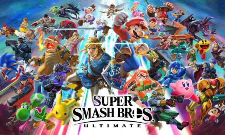 Super Smash Bros.: Ultimate Gaming Series For Nintendo