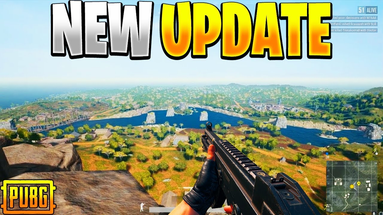 The New Pubg Update 0.10.0 Is Out: Here Are The Changes And Improvements