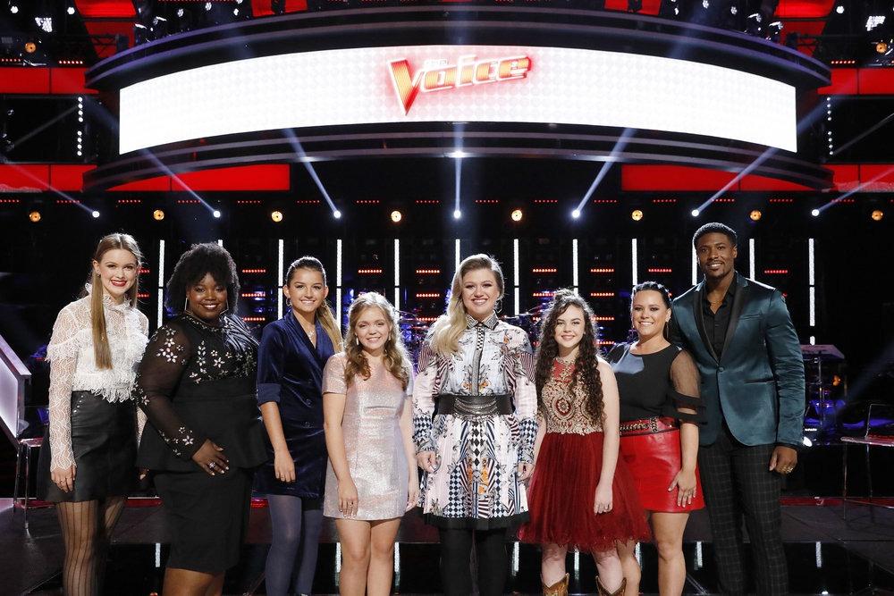 'The Voice': Season 15 Winner Announced