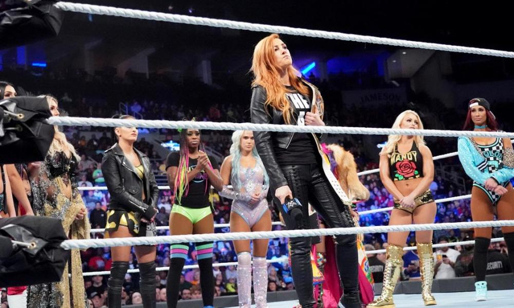 WWE To Consider The Queen Of The Ring Event In 2019