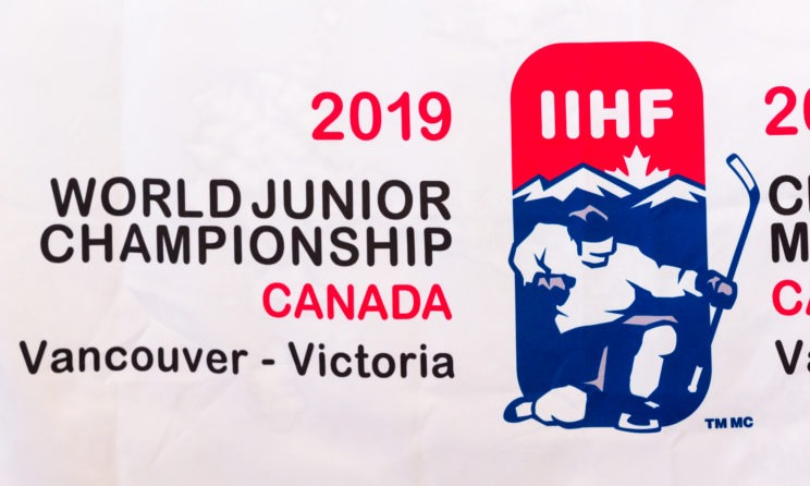 2019 IIHF World Junior Championship