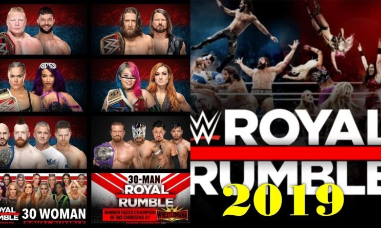 2019 WWE Royal Rumble: Professional Wrestling Superstars That Need The Win Utmost