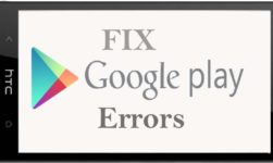 All Google Play Error Code Fixes At One Place (401/ 491/ 495/ 498/ 921/ 927)