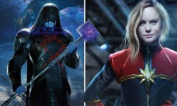 Captain Marvel Trailer, Cast, Release Date, Story, Villain, Costume, Leaked Imaged & Details I