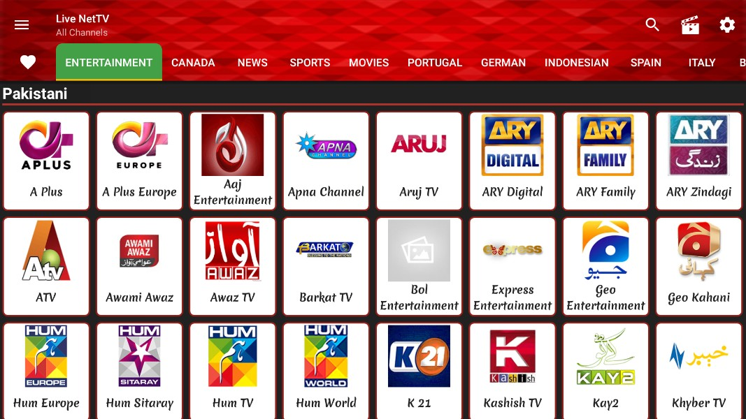Download And Install Live Net Tv On Android Latest Version!