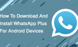 Download And Install WhatsApp Plus Latest Version On Android!