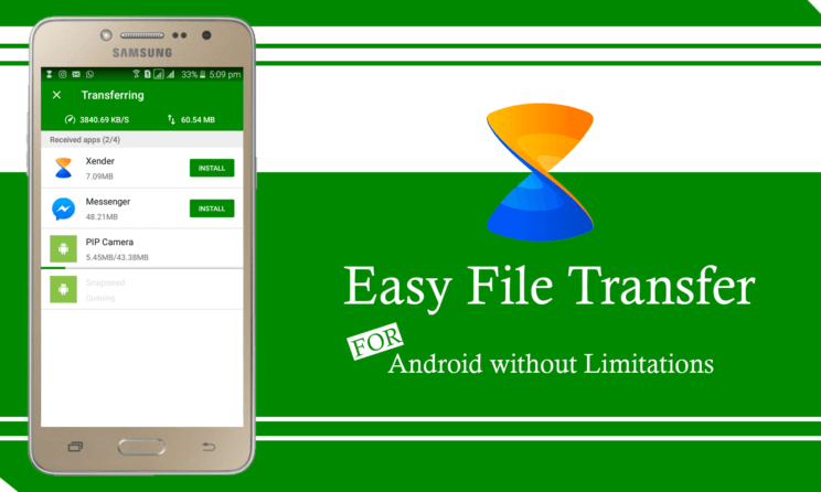 Download And Install Xender App Latest Version For Android