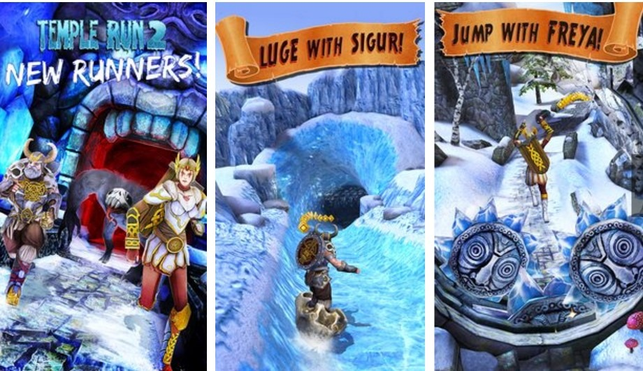 Download Temple Run 2 Latest Version On Android, iOS, And Windows