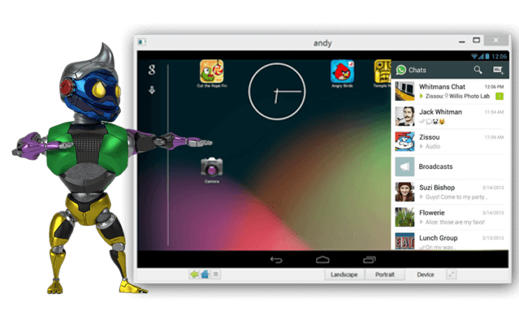 How To Download And Install Andy Android Emulator On Windows?