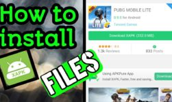 How To Download And Install XAPK Files On Android Devices?