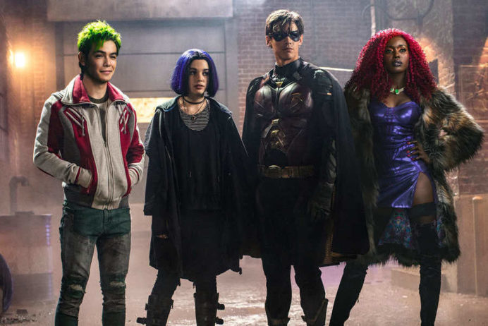 Titans Season 2 Release Date, Story, & New Characters!