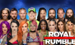 Top 7 Wrestlers In WWE That Won Royal Rumble Multiple Times