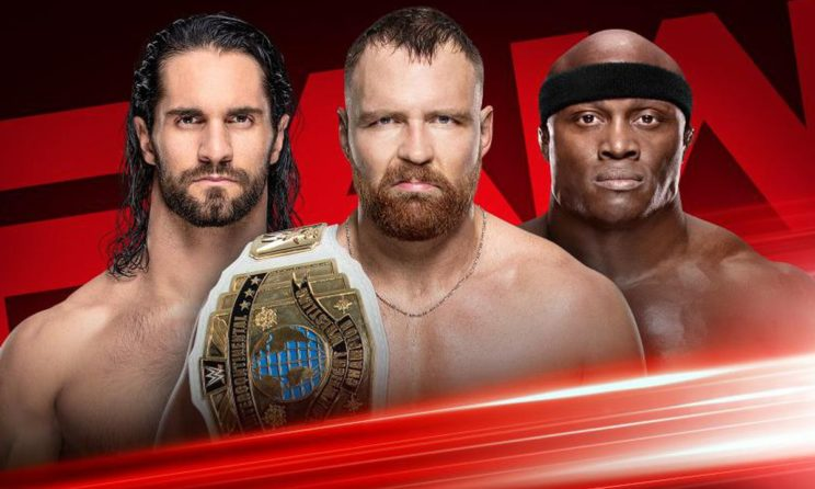 WWE Monday Night Raw Results, Updates, Grades And Highlights
