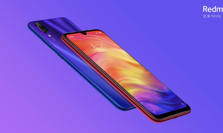 Xiaomi Redmi Note 7 Released With Astonishing 48 MP Camera