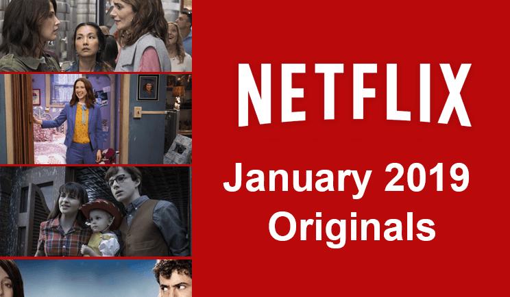 Netflix TV Sequels 2019