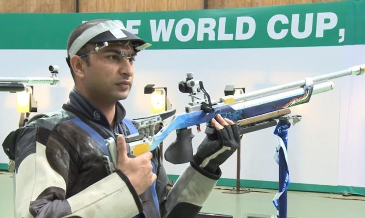 2019 ISSF World Cup: Rifle/Pistol Competition Day 4 Updates