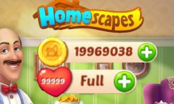 Download And Install Homescapes (Mod, Unlimited Stars) Apk On Android