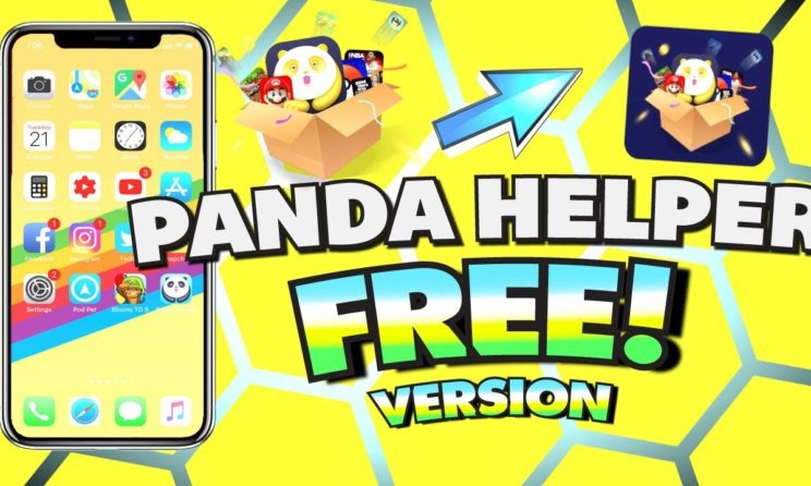 Download And Install Panda Helper For Android And iOS