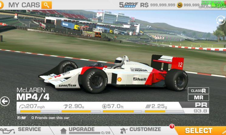 install real racing 3 on apple tv