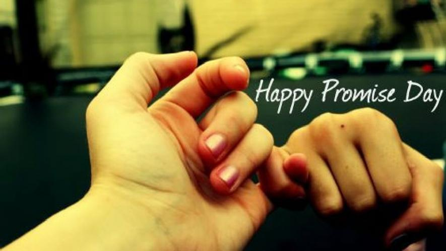 Happy Promise Day 2019- Best Wishes, Quotes, Status And Message