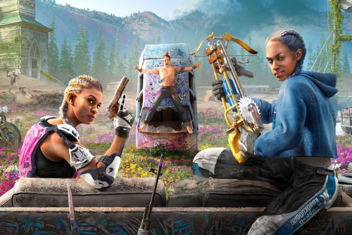 How To Play Far Cry New Dawn In The Dad Mode?