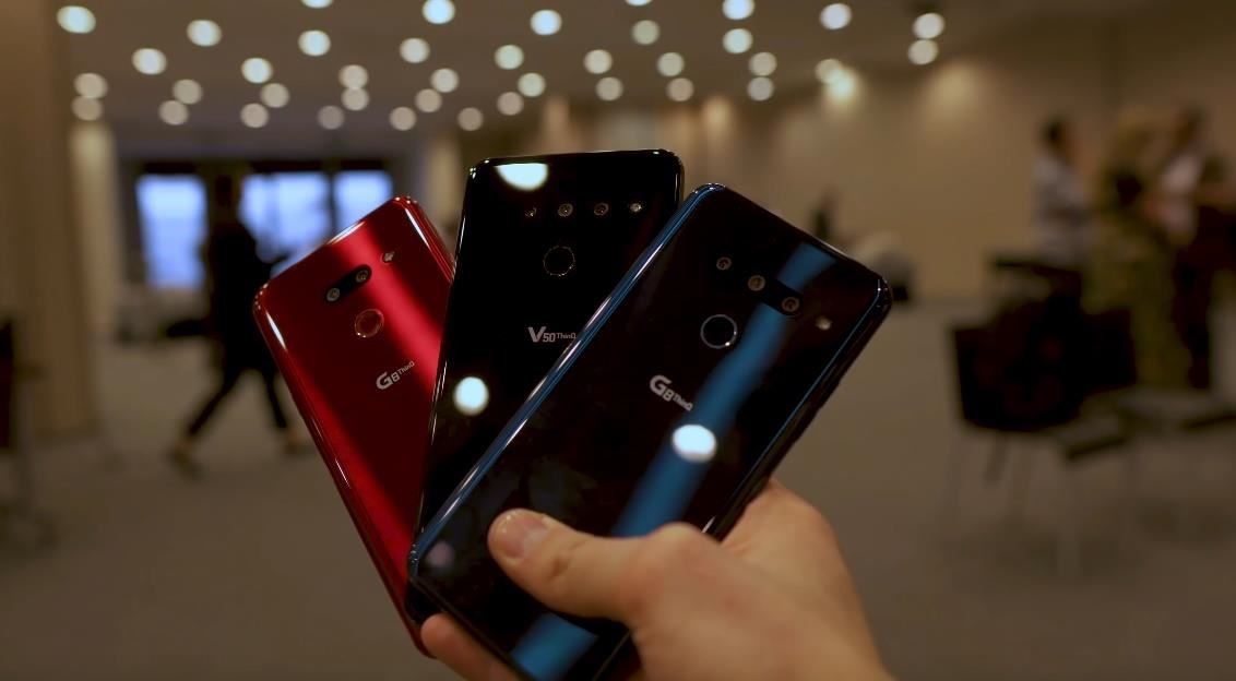 LG V50 Thinq And G8 Thinq: Price, Availability And Other Details