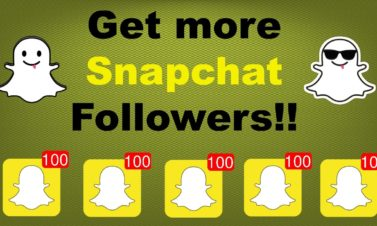 Top 5 Ways To Increase Snapchat Followers You Need To Know!