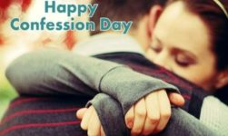 Happy Confession Day 2019 Quotes Wishes Images Wallpapers & Pictures!