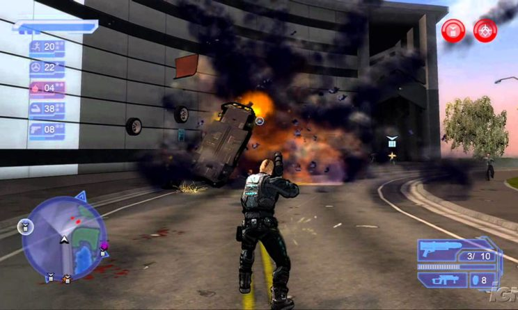 Crackdown app is free