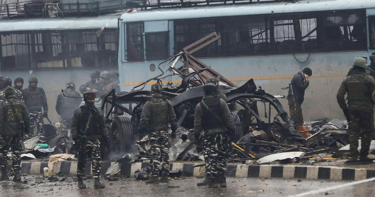 Pulwama Attack 2019; All Details About J&K Terror Attack You Must Know!