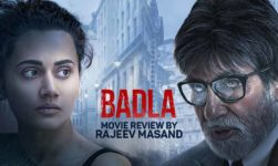 Amitabh Bachchan, Taapsee Pannu's Film Badla Estimated Box Office Collections!